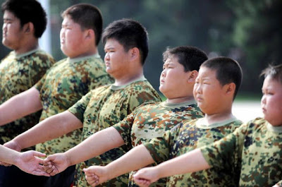 China Sends Obese Children To Special Diet Camps Seen On www.coolpicturegallery.net