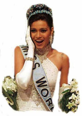 Last 20 Miss World Winners Seen On www.WebPic.ir