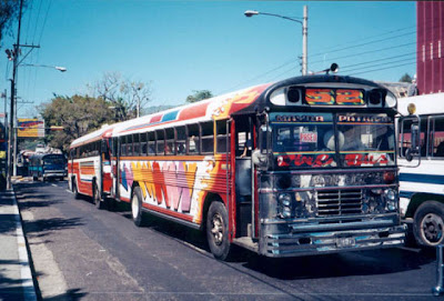 Chicken Buses Seen On www.coolpicturegallery.net