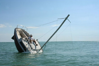 Sunken Yacht Prank Seen On www.coolpicturegallery.net