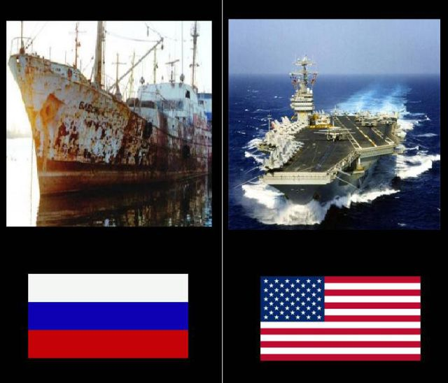 Main Differences Between Russia And Usa Damn Cool Pictures