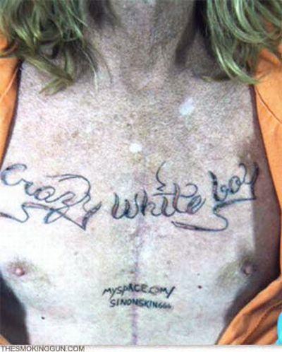 60 Best Mugshot Tattoo Fails