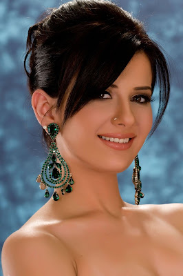 The Beautiful Miss Egypt 2008 ~ Damn Cool Pictures