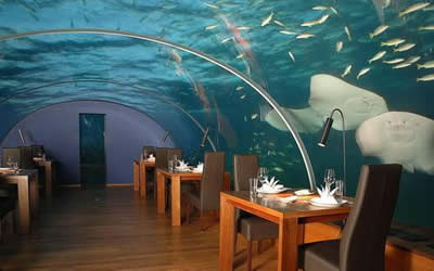 Undersea Restaurant (Maldives)