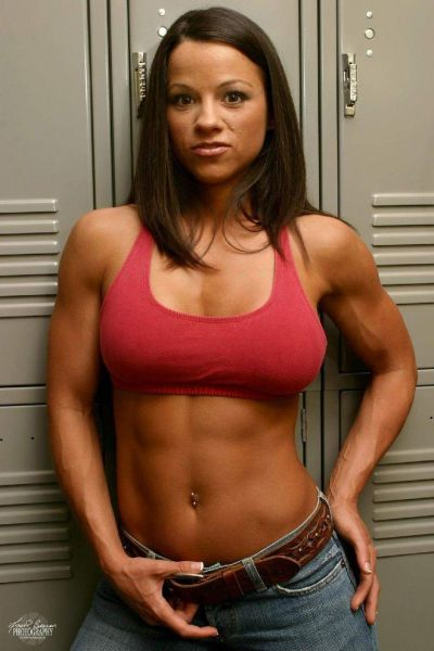 DooB Picture: Girls with Muscle