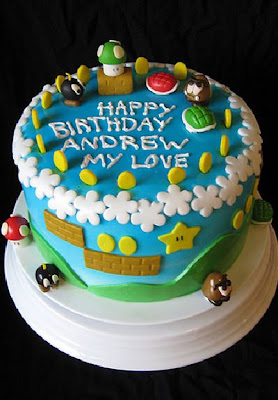 Super Mario Birthday Cake on Coolest Mario Party Birthday Cake 21 21337657 Jpg   Kootation Com