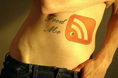 Strange Geek Tattoos