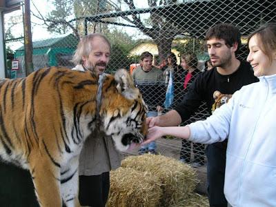 Kebun Binatang Paling Berbahaya di Dunia - Lujan Zoo8
