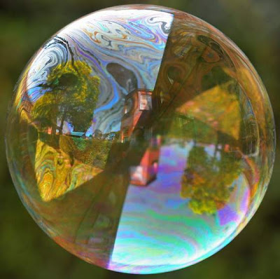 bubble effect photo shop