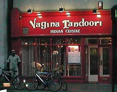 funny food names. and Funny Restaurant Names