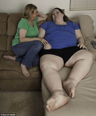 Worlds largest and heaviest woman