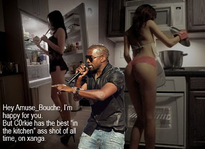 Kanye West is a Douche...