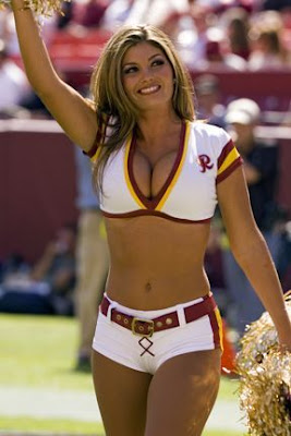 Hottest Female Sports Uniforms