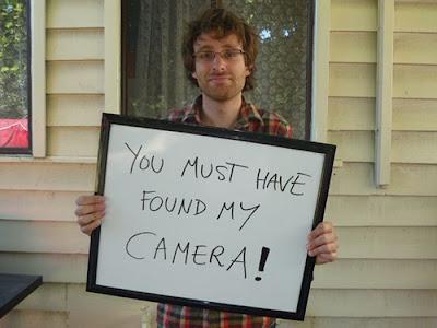 Como evitar perder sua câmera