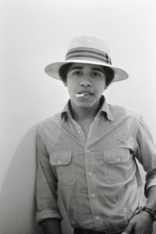 barack obama young - photo #9