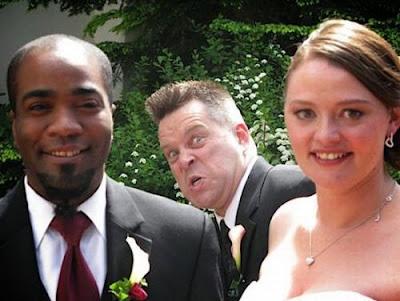 صور مضحكة لحفل الزفاف