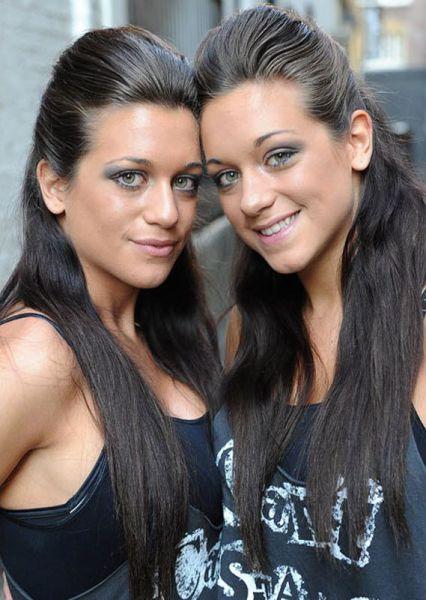 Twin girl sexy #6