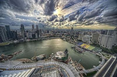 اجمل منتجع في سنغافورة