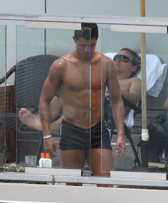 cristiano ronaldo body transformation. Cristiano Ronaldo At