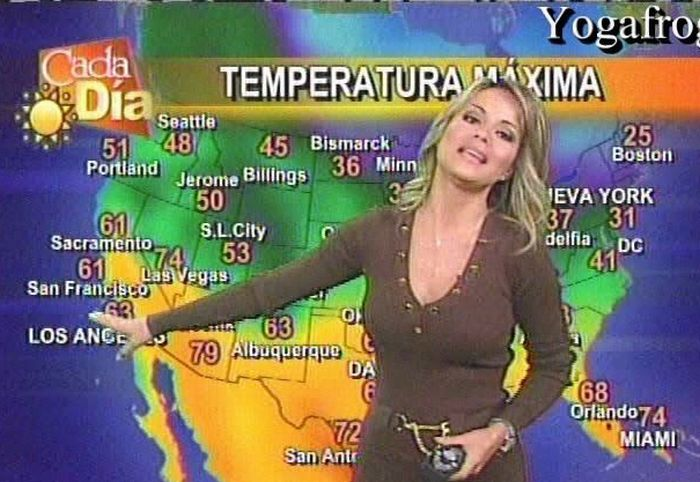 Weather woman picture 59