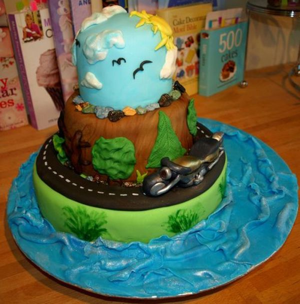 My Funny Cool Cake Designs Pictures