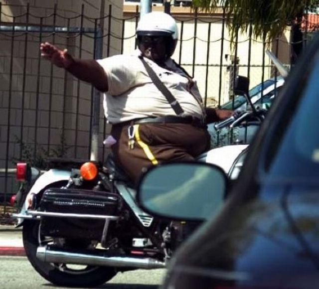 Fat Cops ~ Damn Cool Pictures: http://www.damncoolpictures.com/2010/08/fat-cops.html
