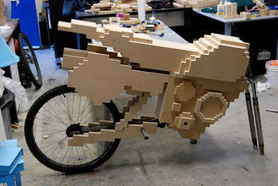 Cool Pixel Bike Seen On www.coolpicturegallery.net