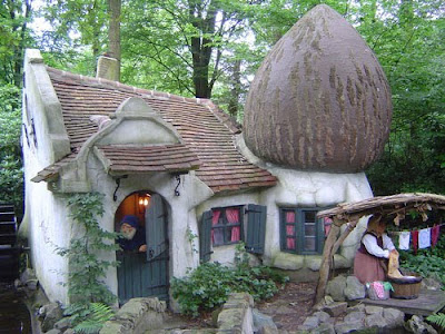 45 Fairy Tale Houses In Real World Damn Cool Pictures