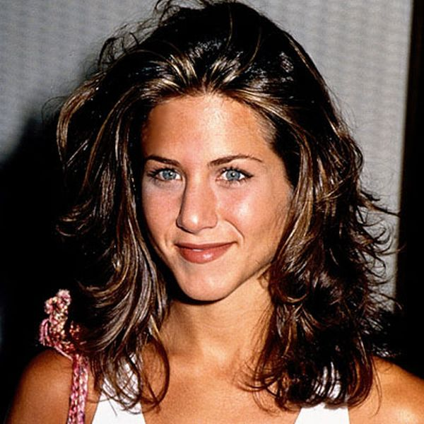 jennifer aniston aging timeline damn cool pictures