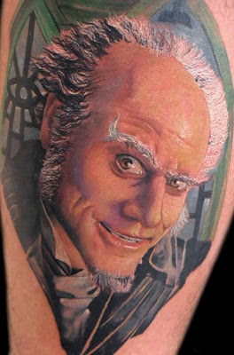 Amazing Tattoo Seen On www.coolpicturegallery.net