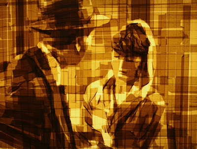 Parcel Tape Art by Mark Khaisman Seen On  www.coolpicturegallery.net