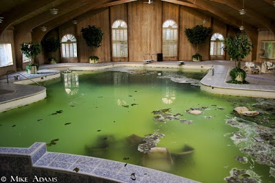 Mike Tyson's Abandoned Mansion Seen On www.coolpicturegallery.net