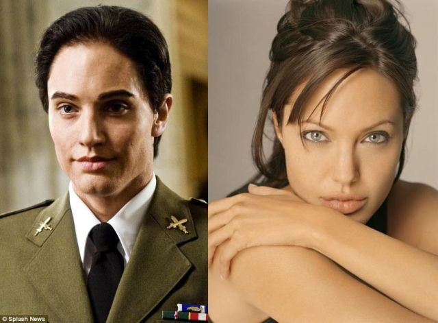 Angelina Jolie Transformed into Man for Salt Role