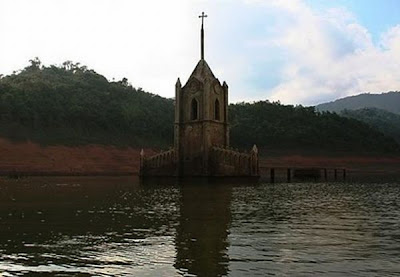 Underwater Church in Venezuela Seen On www.coolpicturegallery.net