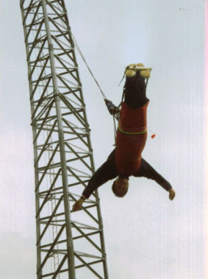 Thrilling-to-Death Rides  on SkyCoaster Seen On www.coolpicturegallery.us