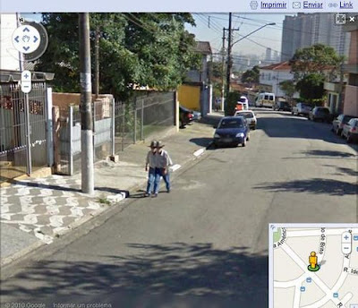 foto unik Google Street View