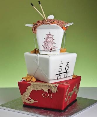 Weirdest Wedding Cake  Seen On www.coolpicturegallery.us