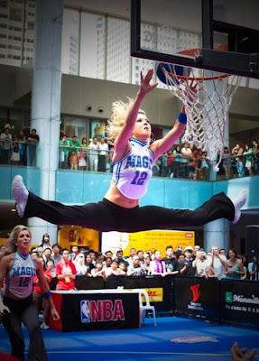 NBA women pics
