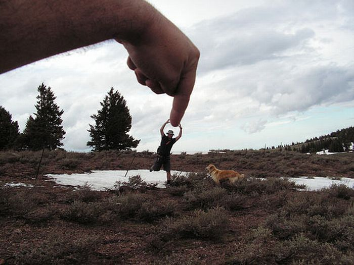 Doob Picture 85 Stunning Examples Of Forced Perspective