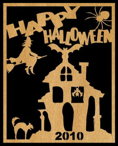 Scrollsaw Workshop: Halloween 2010 Scroll Saw Pattern.