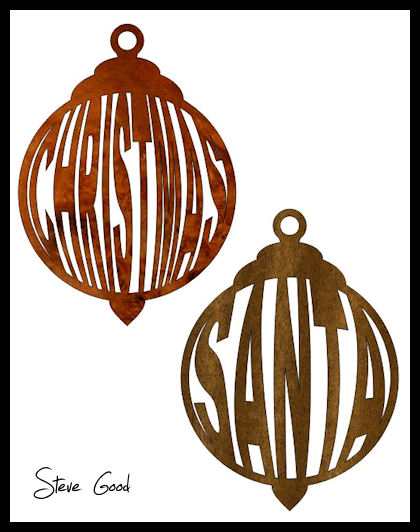 Christmas Yard Ornaments Wood Cutouts, Wood Plans, Full-size
