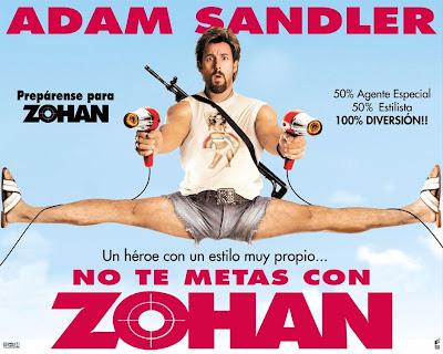 No Te Metas Con Zohan (2008) 0