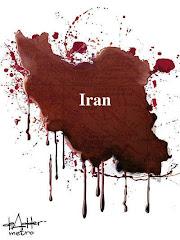 ایران غرق در خون.