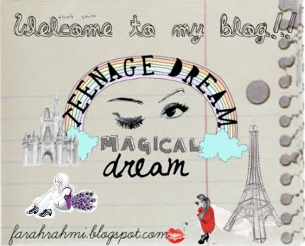 Just a Teenage Dream