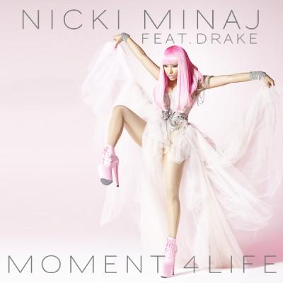 Nicki Minaj  Album on The Entertainment Fanatic  Nicki Minaj 2 Release  Moment 4 Life