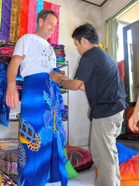 posted by 1 world sarongs at