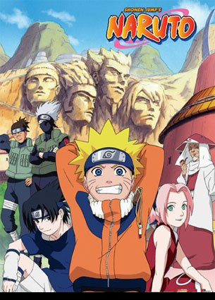 Naruto 1 Temporada Dublado e Legendado