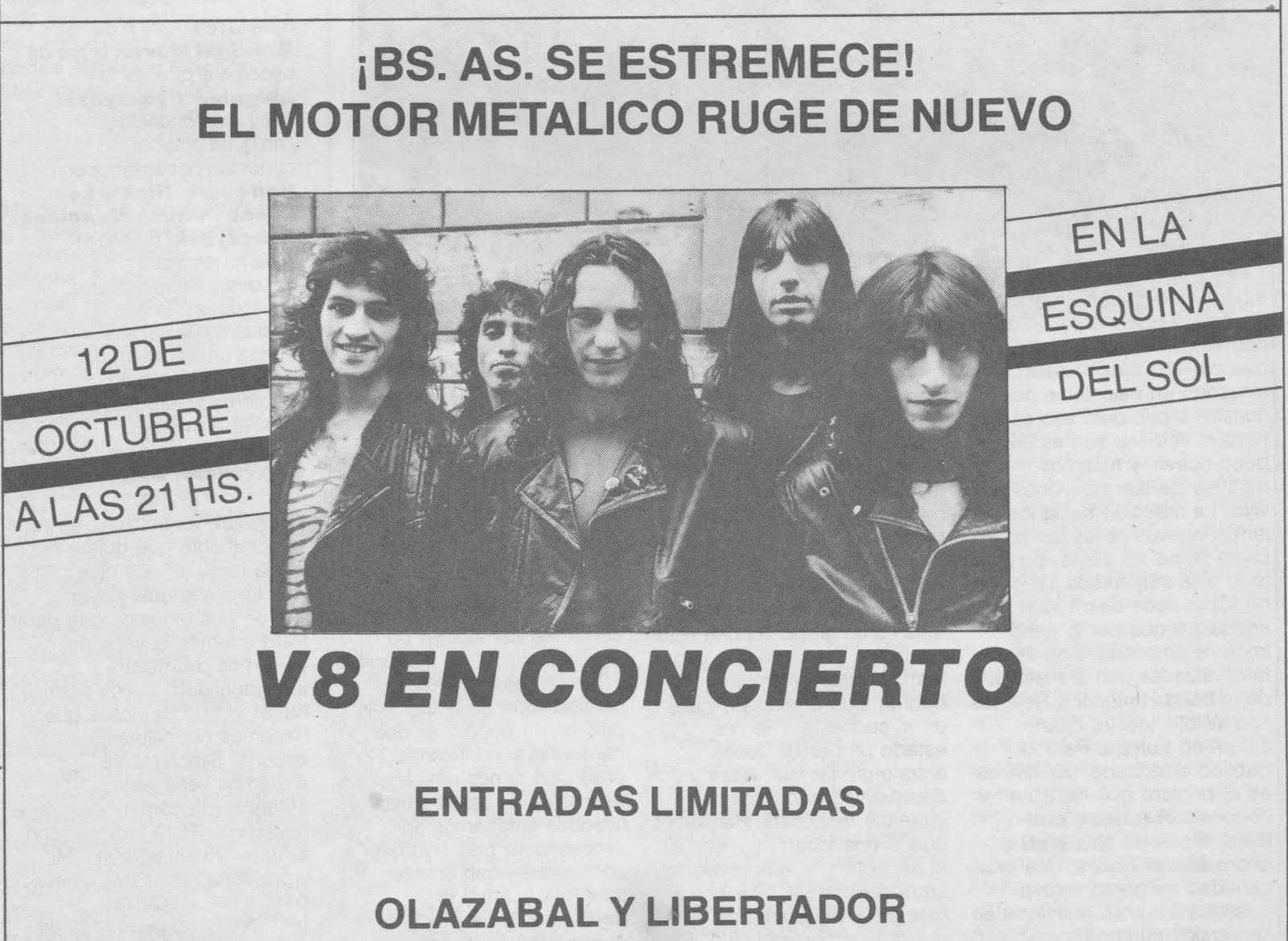 Allá por 1985, Ricardo Iorio una vez llegado de Brasil junto a Alberto  Zamarbide, meditan los pasos a seguir con V8 atento las partidas de Rowek y  Civile,