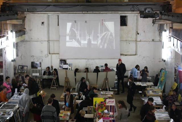 Stydent art fair Давыдов