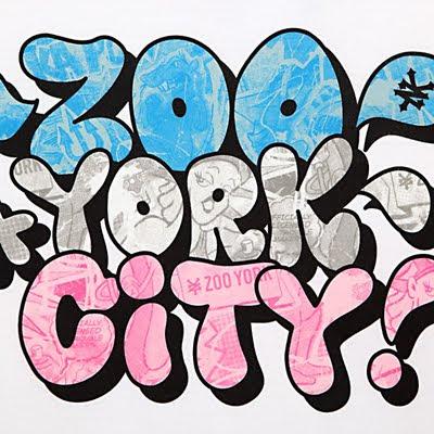 new york bubble letters